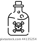 Poison Line illustration 44135254