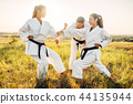 karate, male, female 44135944