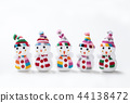 วัสดุภาพภาพมนุษย์หิมะคริสต์มาส 44138472