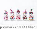 聖誕節圖像雪人圖像素材 44138473