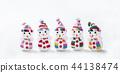 ภาพคริสต์มาสขนาดภาพแนวมนุษย์หิมะวัสดุภาพ 44138474