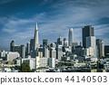 샌프란시스코, 다운타운, 중심가 44140503