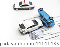 【Traffic accident insurance image】 44141435