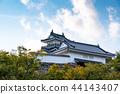 滨松城 城堡塔楼 天守阁 44143407