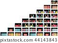書籍 書本 圖書室 44143843