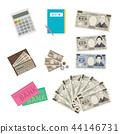 金錢票據儲款例證 44146731