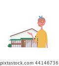 超市女人插图 44146736