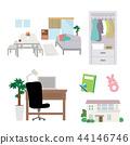 白色背景 白底 室內設計師 44146746