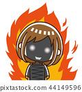 화내는, 화내다, 분노 44149596