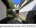 Ohara mansion (Ohara mansion) in Kurashiki Bikan district (view from the inside of Nakanakakuramae) 44150403
