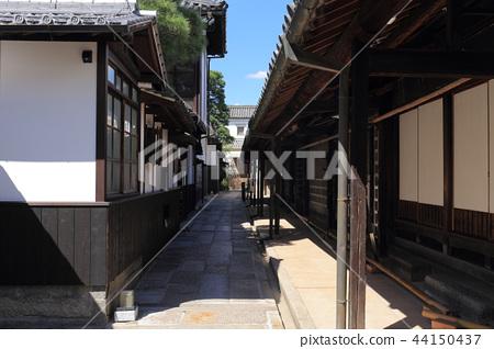 Ohara mansion (Ohara residence) in the Kurashiki Bikan district (Nakakura-Uchinakakura direction) 44150437