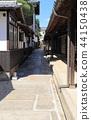Ohara mansion (Ohara residence) in the Kurashiki Bikan district (Nakakura-Uchinakakura direction) 44150438