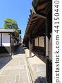 Ohara mansion (Ohara residence) in the Kurashiki Bikan district (Nakakura-Uchinakakura direction) 44150440