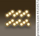 Aquarius Zodiac sign Incandescent light bulb box 44150571