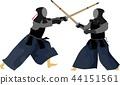 Kendo Tournament Japan Martial Art 44151561