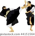 Kempo Japan Martial Art 44151564