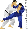 Judo Tournament Japan Martial Art 44151696