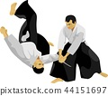 Aikido Japan Martial Art 44151697