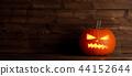 halloween, pumpkin, candle 44152644