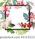 watercolor, card, postcard 44153523
