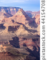 South rim of Grand Canyon 44154708