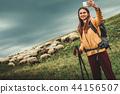 peak hiker hiking 44156507
