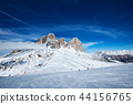 Ski resort in Dolomites, Italy 44156765