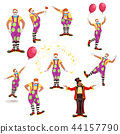 big clown set 44157790