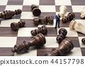 墮落的棋馬和微型商人 44157798