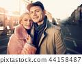 couple, love, hug 44158487