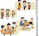 쇼와 헤세이의 가정 생활 44158569
