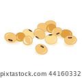 Soybean vector flat illustration. Organic legumes beans 44160332