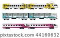 Rail Transport Cars Set 44160632