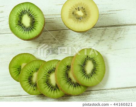 Fresh kiwi fruit.Healthy and nutritious food. 44160821