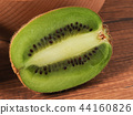 Fresh kiwi fruit.Healthy and nutritious food. 44160826