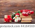 Christmas greeting card 44164569