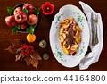 Roasted Pork Fillet With Apples 44164800