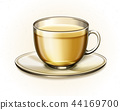 Glass cup tea 44169700