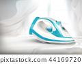 Iron and chiffon textile 44169720