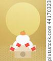 สไตล์ญี่ปุ่น - ญี่ปุ่น - ลวดลายญี่ปุ่น - กระดาษญี่ปุ่น - พื้นหลัง - คากามิ - ทองคำเปลว - พระอาทิตย์ขึ้น - ปีใหม่ 44170323