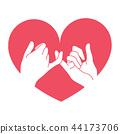 เวกเตอร์,มือ,สัญญา 44173706