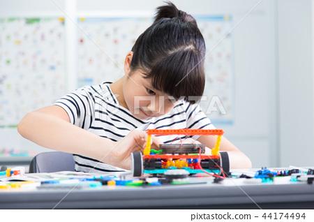 機器人編程教室形象 44174494