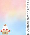 สไตล์ญี่ปุ่น - ญี่ปุ่น - ลวดลายญี่ปุ่น - กระดาษญี่ปุ่น - พื้นหลัง - คากามิ - ปีใหม่ 44174631