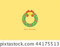 크리스마스, 성탄절, 장식 44175513