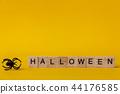 blocks, halloween, toy 44176585