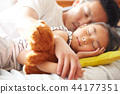 父母和小孩 親子 爸爸 44177351