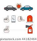 Car accident. 44182464