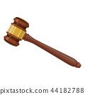 judge, ceremonial, hammer 44182788