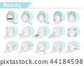 Beauty Make up Icon 44184598