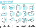 Skin Care Icon 44184602